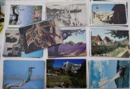 LOT DE 100 CARTES CPM - 100 - 499 Cartes