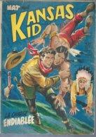 KANSAS KID  N° 57  -  S.A.G.E. 1955 - Sagédition