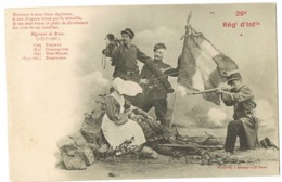 Régiment De Bresse - Regimenten