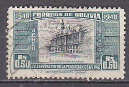 D1045 - BOLIVIE AERIENNE Yv N°120 - Bolivia