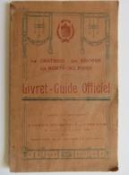 302 - Livret - Guide Officiel - Foire D'exposition De Castres Et Sa Région En 1926 - Unclassified