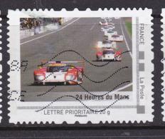 FRANCE COLLECTOR MONTIMBRAMOI 24 Heures Du Mans Pays De Loire Oblitéré - France