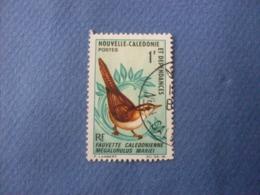 N° 345 Fauvette - Neukaledonien