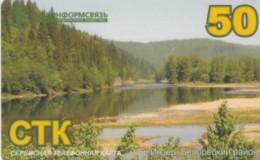 PREPAID PHONE CARD RUSSIA (PK1872 - Russia