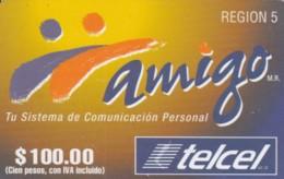 PREPAID PHONE CARD MESSICO (PK1919 - Mexico