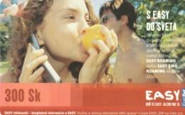 PREPAID PHONE CARD SLOVACCHIA (PK1926 - Slowakije