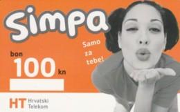 PREPAID PHONE CARD CROAZIA (PK1930 - Kroatien