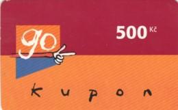 PREPAID PHONE CARD REPUBBLICA CECA (PK1974 - Tsjechië