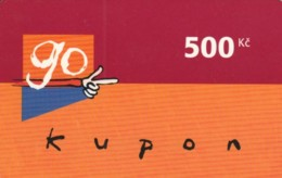 PREPAID PHONE CARD REPUBBLICA CECA (PK1975 - Tsjechië
