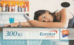 PREPAID PHONE CARD REPUBBLICA CECA (PK1978 - Tsjechië