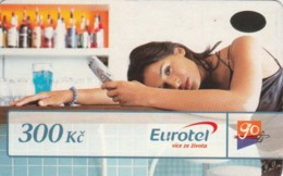 PREPAID PHONE CARD REPUBBLICA CECA (PK1979 - Tsjechië