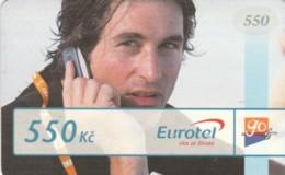 PREPAID PHONE CARD REPUBBLICA CECA (PK1980 - Tsjechië