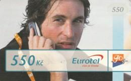 PREPAID PHONE CARD REPUBBLICA CECA (PK1981 - Tsjechië