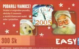 PREPAID PHONE CARD SLOVACCHIA (PK2002 - Slowakije