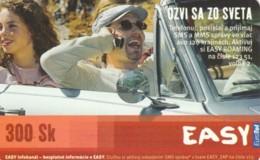 PREPAID PHONE CARD SLOVACCHIA (PK2005 - Slowakije