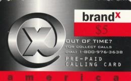 PREPAID PHONE CARD STATI UNITI (PK2043 - Andere
