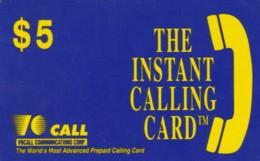 PREPAID PHONE CARD STATI UNITI (PK2050 - Andere