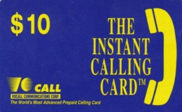 PREPAID PHONE CARD STATI UNITI (PK2052 - Verenigde Staten