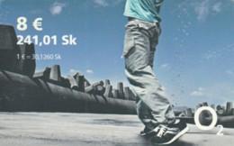 PREPAID PHONE CARD SLOVACCHIA (PK2055 - Slowakije