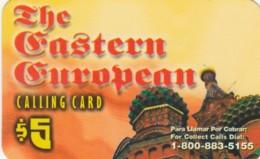 PREPAID PHONE CARD STATI UNITI (PK2062 - Verenigde Staten