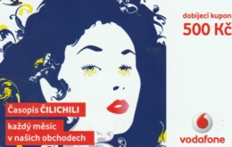 PREPAID PHONE CARD REPUBBLICA CECA (PK2066 - Tsjechië