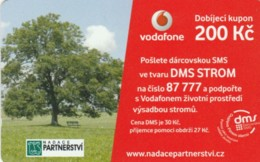 PREPAID PHONE CARD REPUBBLICA CECA (PK2068 - Tsjechië