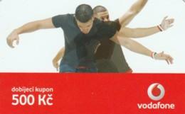 PREPAID PHONE CARD REPUBBLICA CECA-VODAFONE (PK2084 - Tsjechië