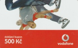 PREPAID PHONE CARD REPUBBLICA CECA-VODAFONE (PK2110 - Tsjechië