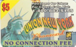 PREPAID PHONE CARD STATI UNITI (PK2114 - Andere