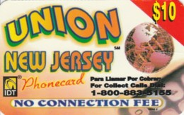 PREPAID PHONE CARD STATI UNITI (PK2115 - Andere