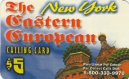 PREPAID PHONE CARD STATI UNITI (PK2118 - Andere