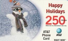 PREPAID PHONE CARD STATI UNITI AT.T.  (PK2128 - Verenigde Staten