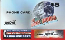 PREPAID PHONE CARD STATI UNITI (PK2130 - Andere