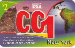 PREPAID PHONE CARD STATI UNITI (PK2131 - Andere