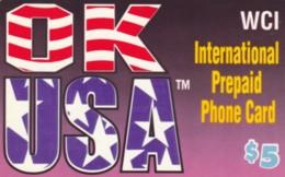 PREPAID PHONE CARD STATI UNITI (PK2132 - Andere