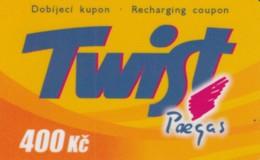 PREPAID PHONE CARD REPUBBLICA CECA (PK2137 - Tsjechië