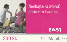 PREPAID PHONE CARD REPUBBLICA CECA - T MOBILE (PK2145 - Tsjechië