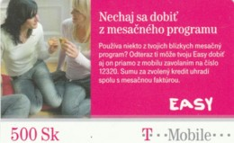 PREPAID PHONE CARD REPUBBLICA CECA - T MOBILE (PK2148 - Tsjechië