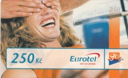 PREPAID PHONE CARD REPUBBLICA CECA (PK2150 - Tsjechië