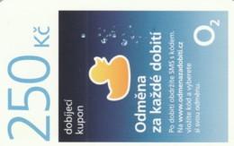 PREPAID PHONE CARD REPUBBLICA CECA (PK2151 - Tsjechië
