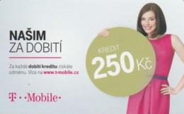 PREPAID PHONE CARD REPUBBLICA CECA - T MOBILE (PK2153 - Tsjechië