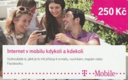 PREPAID PHONE CARD REPUBBLICA CECA - T MOBILE (PK2157 - Tsjechië