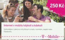 PREPAID PHONE CARD REPUBBLICA CECA - T MOBILE (PK2159 - Tsjechië