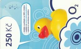 PREPAID PHONE CARD REPUBBLICA CECA  (PK2160 - Tsjechië