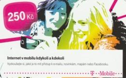 PREPAID PHONE CARD REPUBBLICA CECA - T MOBILE (PK2161 - Tsjechië
