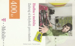 PREPAID PHONE CARD REPUBBLICA CECA - T MOBILE (PK2164 - Tsjechië