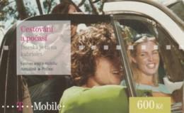 PREPAID PHONE CARD REPUBBLICA CECA - T MOBILE (PK2165 - Tsjechië