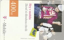 PREPAID PHONE CARD REPUBBLICA CECA - T MOBILE (PK2170 - Tsjechië