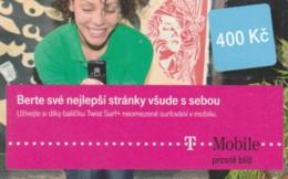 PREPAID PHONE CARD REPUBBLICA CECA - T MOBILE (PK2172 - Tsjechië