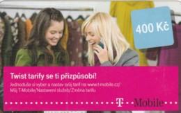 PREPAID PHONE CARD REPUBBLICA CECA - T MOBILE (PK2173 - Tsjechië